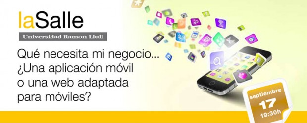 Social Media Event: Mobile App ¿App móvil o web adaptada?