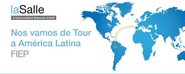 La Salle se va de Tour por Latinoamérica