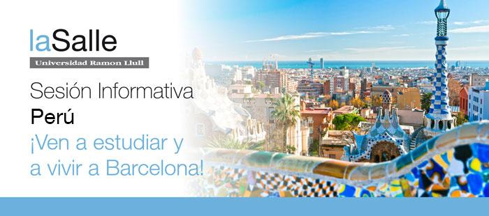 Sesion informativa en america latina