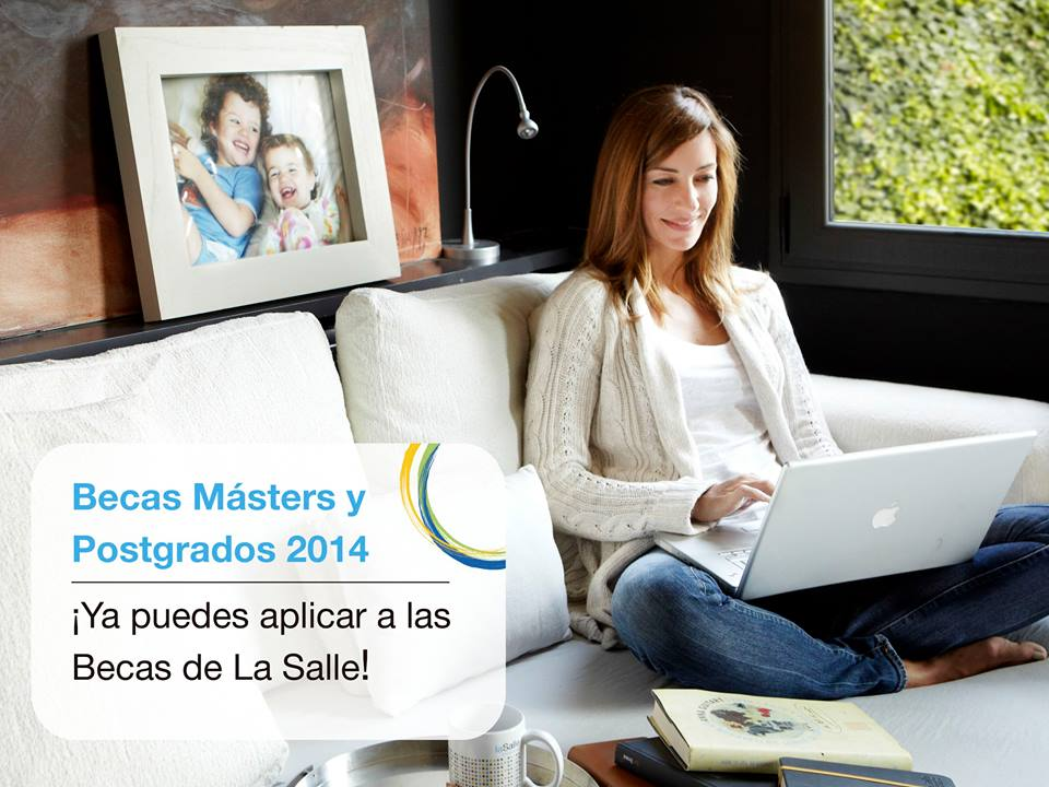 Becas Masters 2014-2015