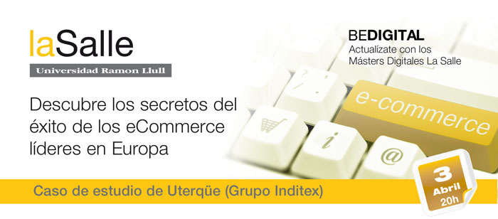 Header evento Be Digital Uterqüe