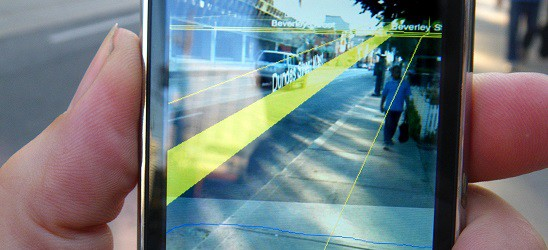 La realidad aumentada: Otra forma de interactuar con el usuario