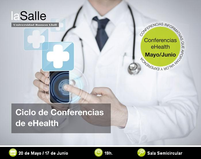 Ciclo de Conferencias eHealth: Apps médicas, Big Data y Telemedicina