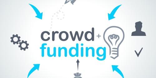Crowdfunding, la fuerza de la financiación colectiva
