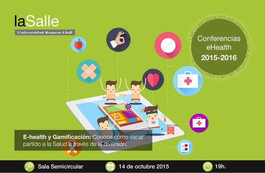 arrancan-conferencias-ehealth-la-salle-gamificacion-sector-sanitario